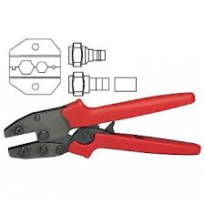 "9"" Ergo Crimp Tool FOR BNC/TNC & F CONNECTORS"