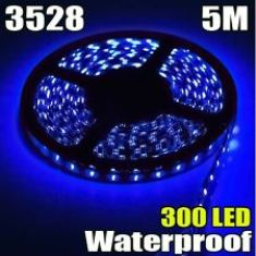 LED 3528 300 LEDS STRIP BLUE WATERPROOF 5M
