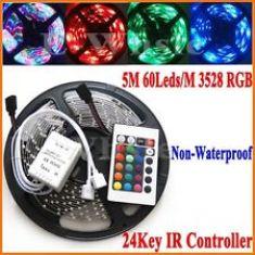 LED STRIP 3528 NON WATERPROOF 300 5M RGB