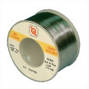 "Qualitek Rosin Core Wire Solder, 60/40 (.032"") 1/2LB."