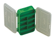 Plastic Box - two sided lids 6.5 X 3.75 X 1.75