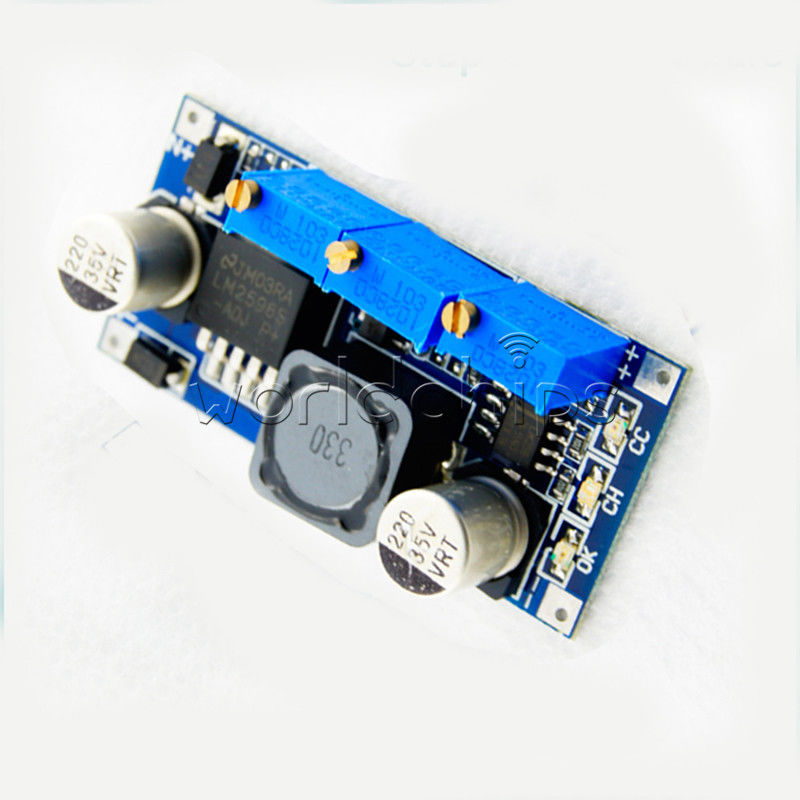 LM2596 Adjustable Step Down Module