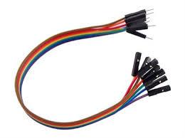 Jumper Wire Male-Female 10pcs