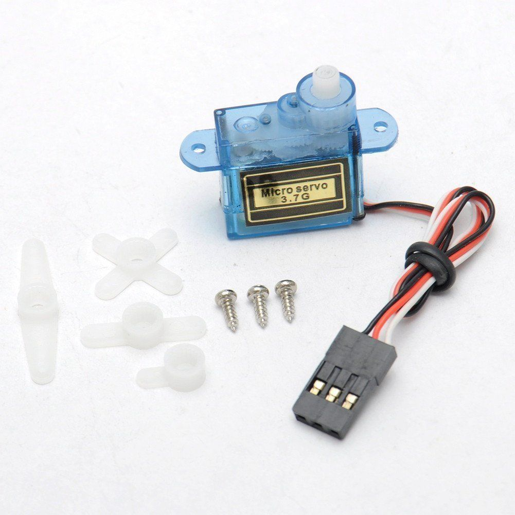 3.7G towerpro micro servo motor RC Robot Helicopter Airplane control