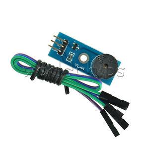 Active Buzzer Alarm Module Sensor Beep for arduino