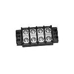 Heavy Duty 30 Amp Dual Row Terminal Blocks 6 POLE Center Spacing: .437
