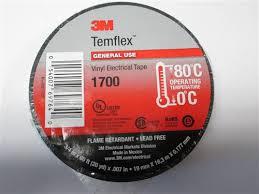 1700-3/4x60ft TEMFLEX TAPE
