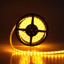 LED 5050 300 LED YELLOW WATERPROOF