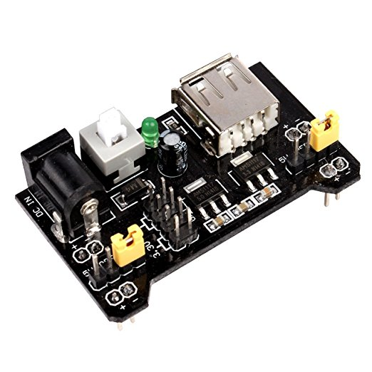 Breadboard Power Supply Module
