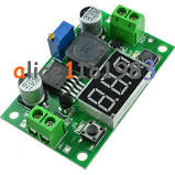 "0.56"" LED display DC to DC converter step down Power Module 5V 9V 12V 24V 36v"