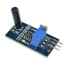 LM393 Vibration switch sensor module