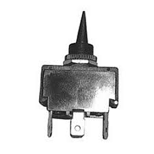 Auto / Marine Toggle, SPDT 20A @125V, (On)-Off-(On)