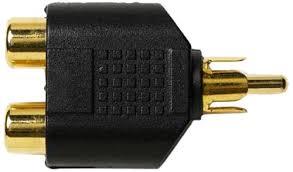RCA Adapter (f/m/f}  {POMONA}