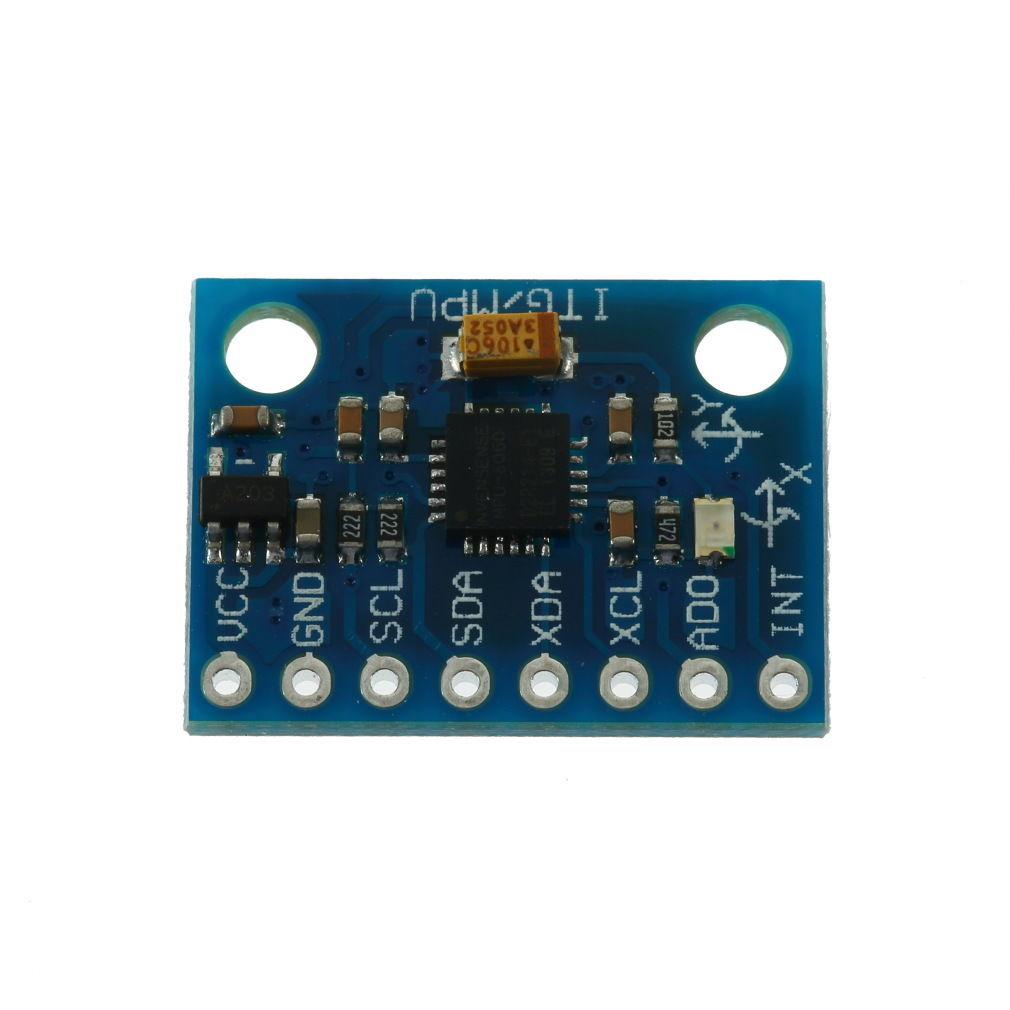 MPU-6050 Module 3 Axis Gyroscope+Accelerometer Module for Arduino MPU 6050