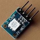 3 Colour RGB SMD LED Module 5050 full color Pwm tri-color LED For Arduino