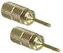 PIN PLUG CONNECTOR 2PK