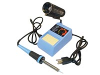 LOW-COST SOLDERING STATION 50W 374-896°F