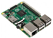 1GB Raspberry Pi 2 Model B Project Board
